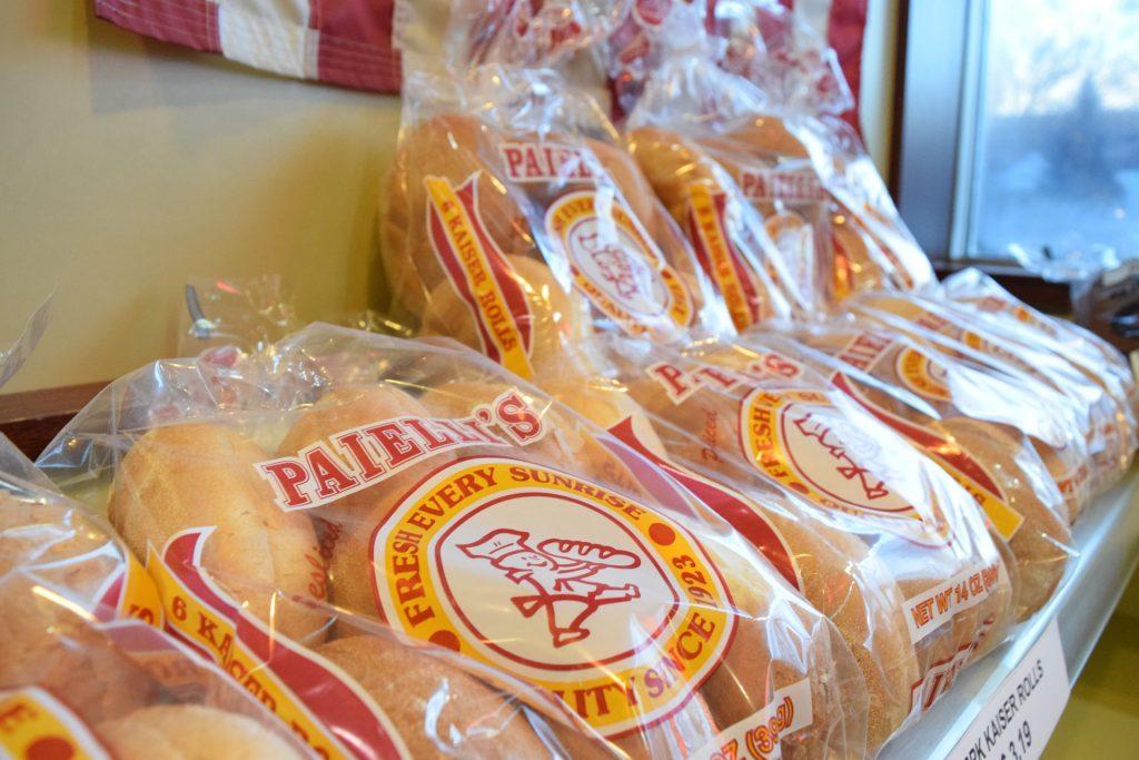 kenosha bakery, paiellis bakery, kenosha bread