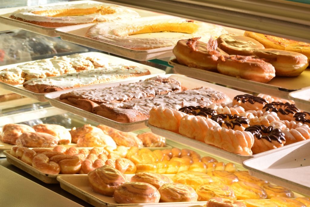 doughnuts, doughnuts kenosha, doughnuts wisconsin, wisconsin doughtnuts